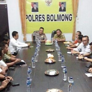 Kapolres Canangkan Forum Pilkada Damai