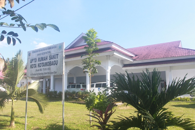 RSUD Kotamobagu masih membutuhkan tenaga medis sebanyak 131 orang.
