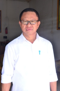 Karel Bangko Support Pembangunan Pasar Mokoditek l