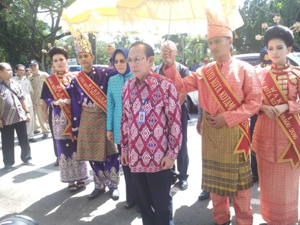 Kepala BKKBN Kunjungi Kotamobagu