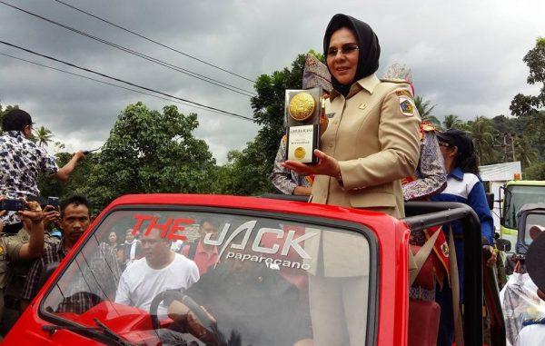 July 2017, Pengumuman Penghargaan Adipura