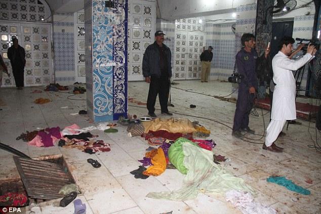 Bom Bunuh Diri ISIS di Pakistan, Renggut 75 Nyawa dan Lukai 250 Orang