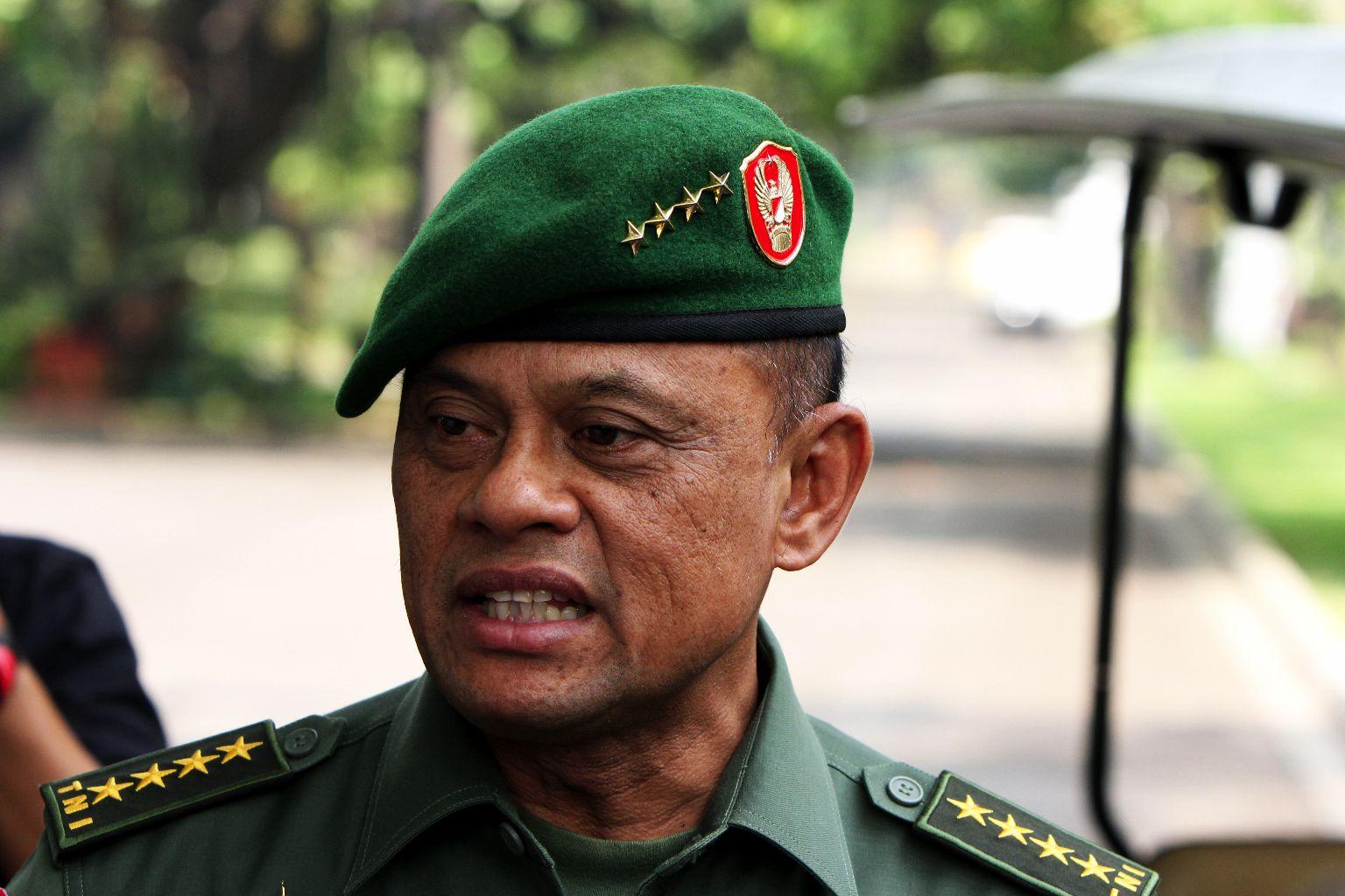 Panglima TNI Perintah Usut Kasus Pengeroyokan Sekretaris PWI Kotamobagu