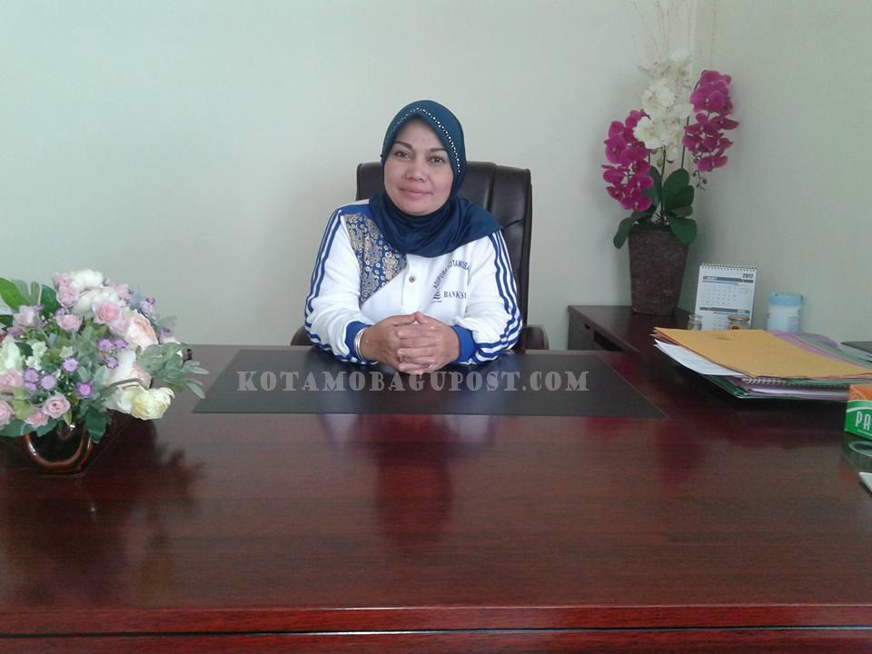 Dinas P3A Kotamobagu Ikuti Seminar Martabat Perempuan di Manado