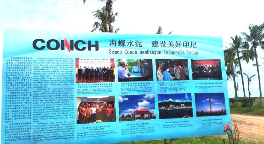 Petinggi PT Conch North Sulawesi Cement, Dicegah Tinggalkan Indonesia