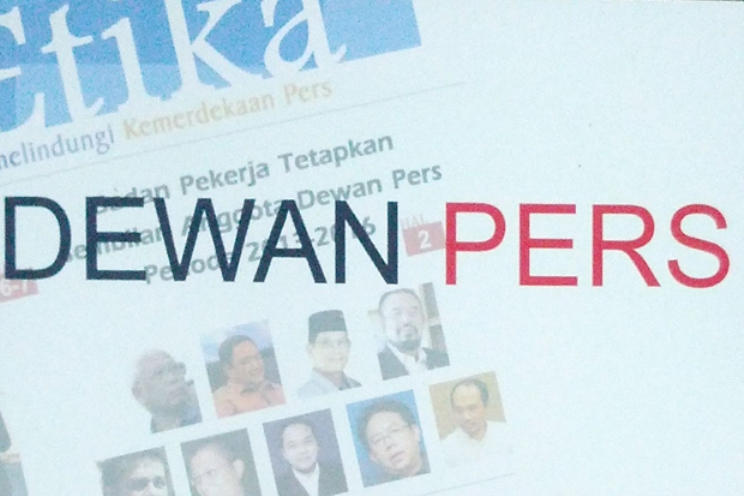 Sudah 60 Media Massa di Sulut, Terverifikasi di Dewan Pers