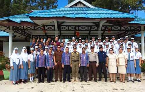 HUT RI 2017, Tahun Perdana Bagi Dispora Rekrut Paskibraka