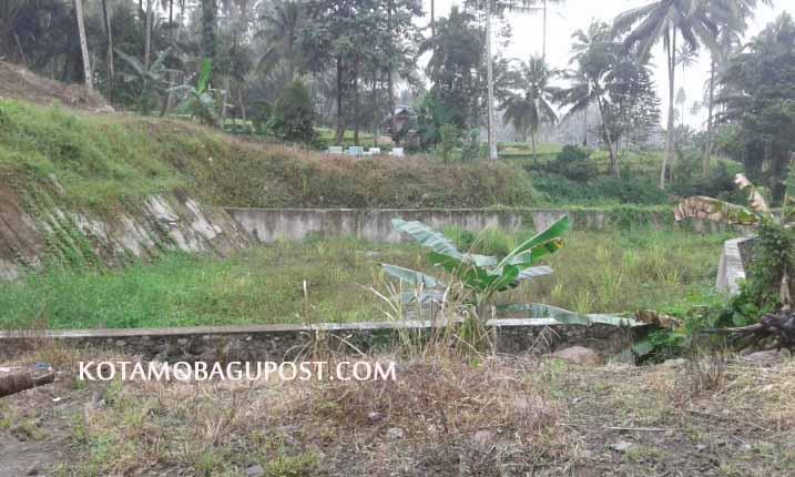 Ada Proyek 'SILUMAN' Banderol Rp600 Juta di Kotamobagu Timur?