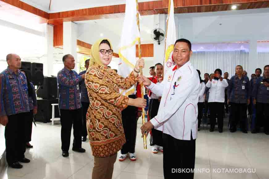 Kontingan Porpov Sulut 2017, Kotamobagu Lumbung Atlet Dibanding 4 Kabupaten di BMR