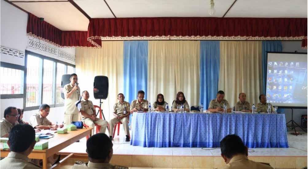 Yani Umar SE : 15 Desa di Kotamobagu Harus Optimal Serap DD