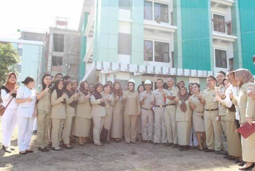 Maret 2019, Sejumlah Fasilitas Penunjang Umum dan Medis RSUD Kotamobagu Diresmikan