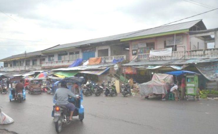 Bermasalah Hukum, Perpanjangan Ijin Kios dan Ruko Pasar Serasi Gogagoman Disetop