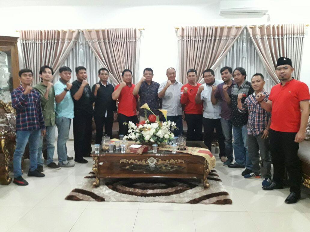 Keluarga Besar Marhaen dan GMNI Suport Penuh Kepemimpinan Pjs Walikota Rudy Mokoginta