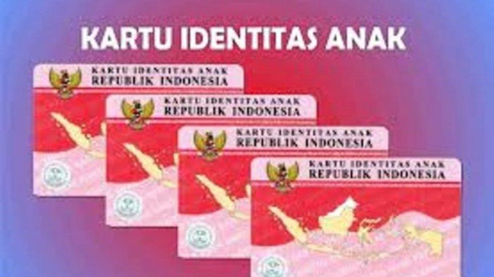 Dinas Kependudukan Jelaskan Manfaat Anak Memiliki Kartu Identitas Anak (KIA)