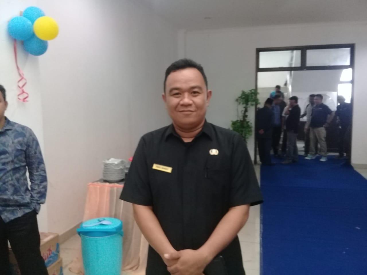 Haris Bangko Wakili Ketua DPRD Bolmut Hadiri Paripurna Istimewa HUT ke-10 Kabupaten Boltim