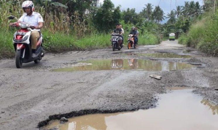 """Dinas PU-PR Kotamobagu : """"Perencanaan Perbaikan Ruas Jalan Gogagoman-Mongkonai T.A 2019"""""""