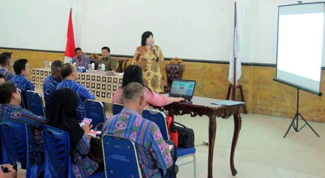 Ombudsman Sulut, Beri 'Rating' Aplikasi SiKemas Milik Pemkot Kotamobagu