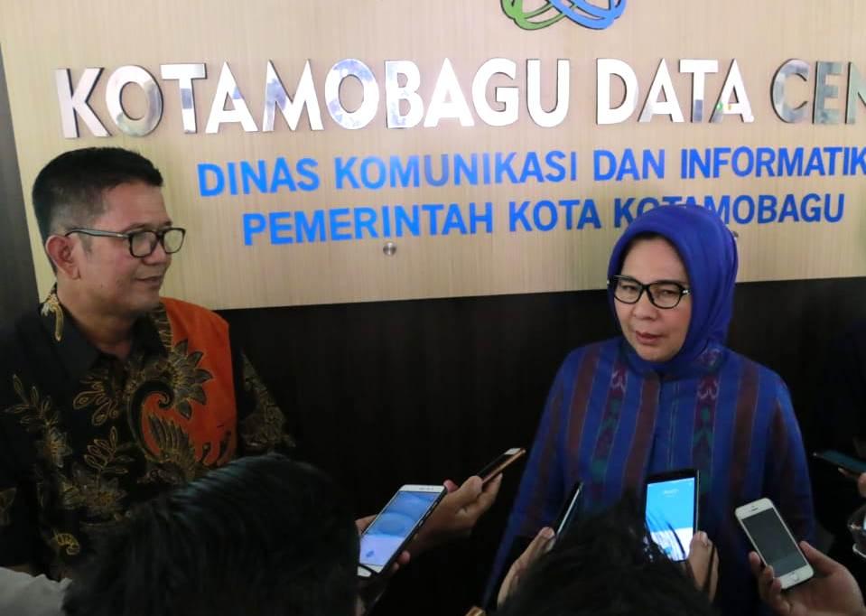 """Haris Handoko, CEO PT. BNI 46 : """"Data Center dan Command Center Jadi Kebanggaan Masyarakat Kotamobagu"""""""