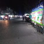 Pedagang Kuliner Pasar Jajan tidak diperkenankan lagi berjualan diatas badan jalan Kartini Kelurahan Gogagoman