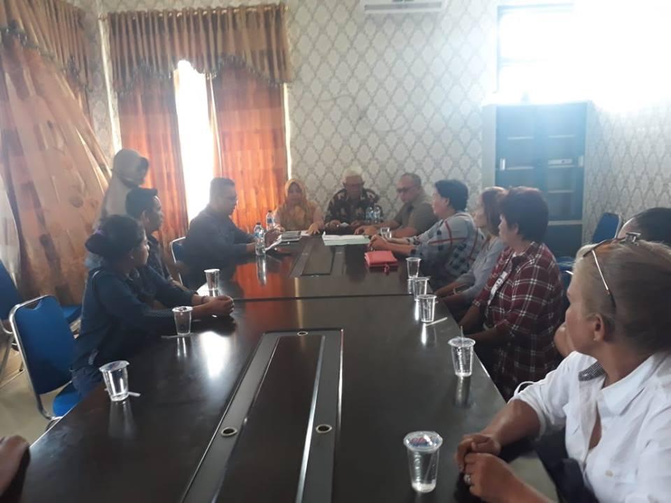 """DPRD Boltim : """"Karcis Retribusi Digunakan di Pasar Modayag, Diduga Palsu"""""""