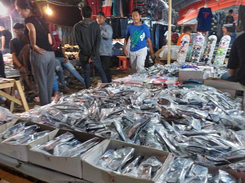Potensi Kegiatan Pasar Senggol, Mampu Sumbangkan PAD Tuk Kelangsungan Pembangunan Kotamobagu