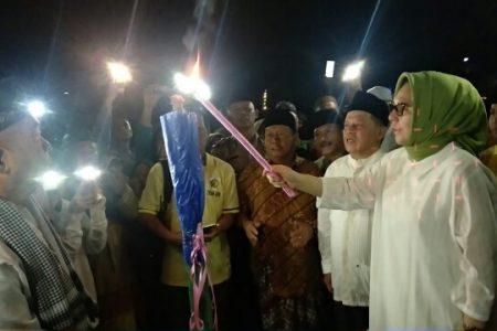 Meriahkan Idul Fitri 1440 H, Pemerintah dan Masyarakat Kotamobagu, Gelar Lomba Monuntul