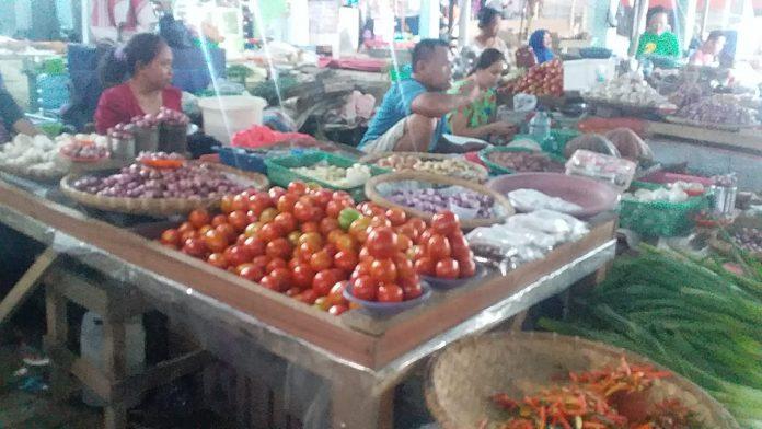 Harga Tomat Pasaran Kotamobagu Tembus  Rp25 Ribu Perkilogram