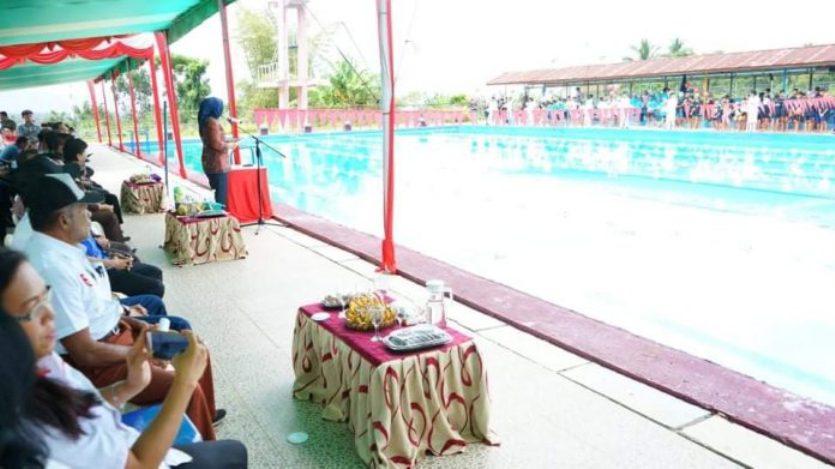 Kota Kotamobagu Tuan Rumah Kejurda Renang Antar Club SulutGo Tahun 2019