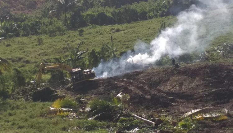 Mulai Dibangun Konstruksi Gardu Induk 30 MVA di Kabupaten Boltim