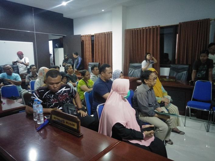 Polemik Relokasi Pasar Tuminting Bila Walikota Manado Mau Buru-buru Pindah ke Buha