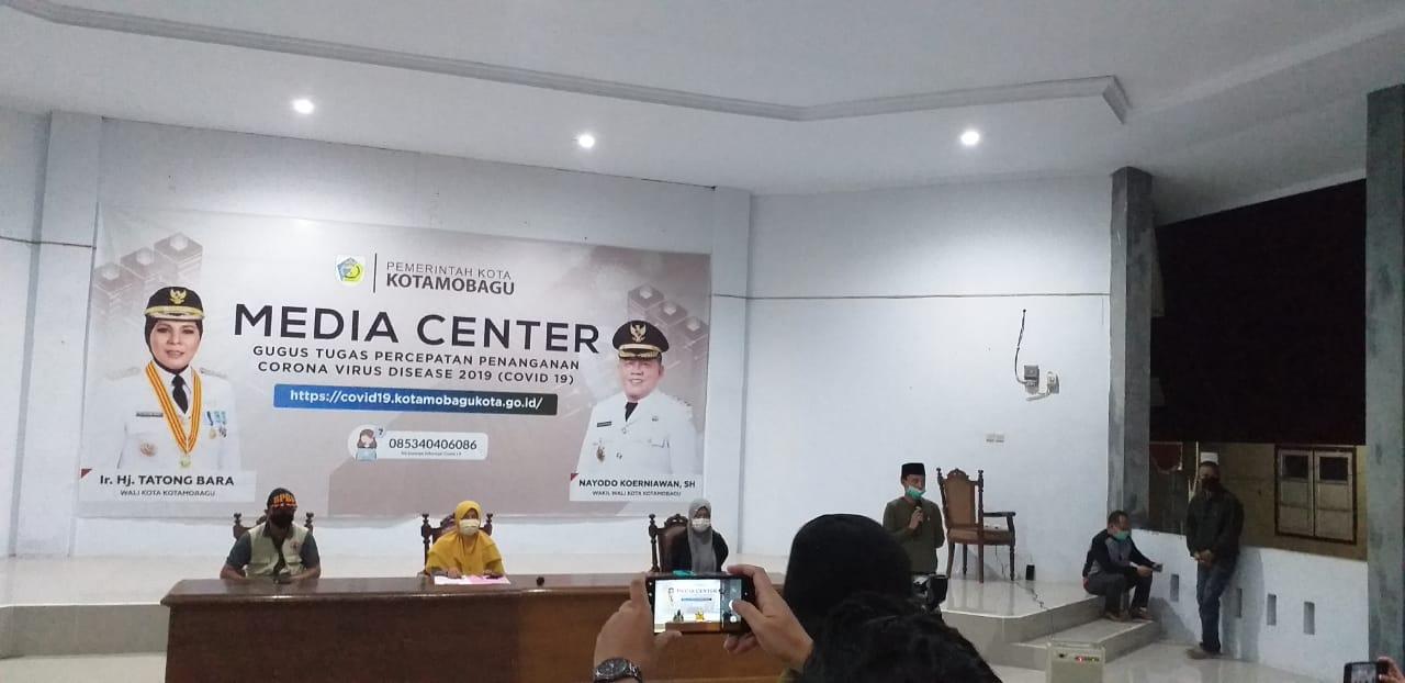Kluster Gowa Lagi, Positif Covid 19 di Kota Kotamobagu Tambah Satu Pasien