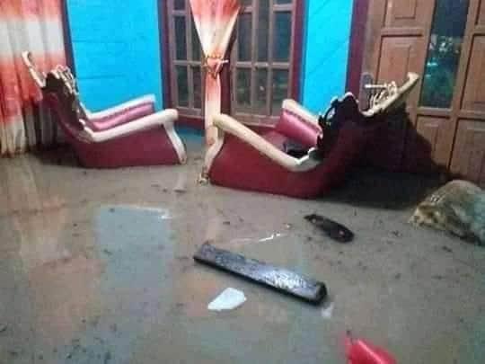Banjir Di Dumoga Masih Terus Terjadi