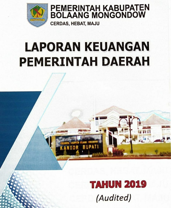 LKPD 2019 Pemkab Bolmong Dirilis