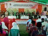 Walikota Tatong Bara Serahkan SK Petugas Agama Dan Guru Ngaji