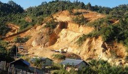Benarkah Ada Kasus Pencucian Uang di Areal Koperasi Nomontang Desa Lanud, Boltim??