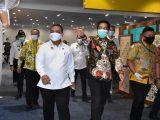 Lindungi Pekerja Migran, Benny Ramdhani teken MoU Dengan Presdir PT Angkasa Pura II