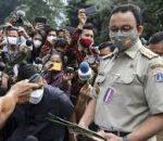 Pesta Anak Rizieg Shihab Berujung Gubernur Anis Baswedan Klarifikasi di Mapolda Metro Jaya