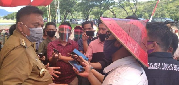 Ini Pernyataan Gubernur Sulut Soal Tambang Di Bolmong