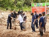 TNBNW Bersama Direktorat PPH Tutup PETI Potolo Bolmong