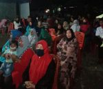 Silaturahmi Dengan Warga Motoboi Besar, Nayodo Beri Bantuan Pembangunan Masjid Nurul Iman