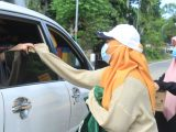 IPNU-IPPNU Bolmut Gelar Aksi Kemanusiaan Untuk Korban Bencana Alam Di Beberapa Daerah