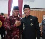 Pilkada Bolsel, Baru Iskandar-Dedi Laporkan Dana Awal Kampanye