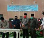 KUA PPAS Perubahan Kabupaten Boltim Disahkan