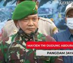 Minta Bubarkan Saja FPI, Ini Pernyataan Lengkap Pangdam Jaya Mayjen TNI Dudung Abdurachman