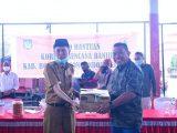Bupati Bolmut Berikan Bantuan Bagi Korban Bencana di Kabupaten Bolsel