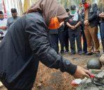 Peringati Hari Pahlawan 2020, Walikota Kotamobagu Gelar Upacara Tabur Bunga di TMP Mongkonai