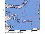 Gempa Bumi 5,0 Magnitudo Guncang Bolsel