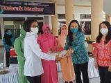 Bupati Bolmong Kembali Canangkan Gebrak Masker