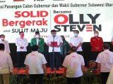 Deklarasi ODSK, Marhany Pua Dilantik Ketua Tim Kampanye