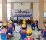 20 Pekerja Konstruksi Di Bolmong Ikut Uji Sertifikasi